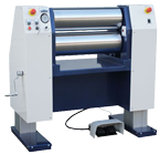 Adjustable Height Vertical Electric Roll Mill
